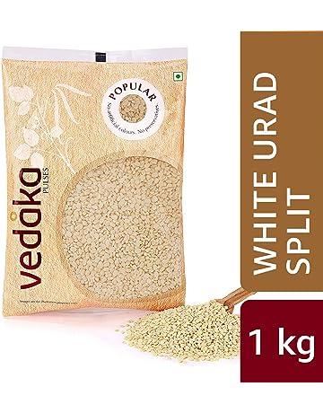 a901d98ef621c Amazon Brand - Vedaka Popular White Urad Split, 1 kg