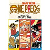 ONE PIECE 3IN1 01: Includes vols. 1, 2 & 3