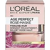 L'Oréal Paris Age Perfect Golden Age Rosig Ansiktsmask för Mogen Hud, 50 ml