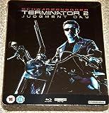 Terminator 2: Judgement Day 4K Ultra HD Limited Edition Steelbook (Glow In The Dark) / Includes Blu Ray