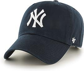 47 Brand Erwachsene Kappe MLB New York Yankees Clean Up