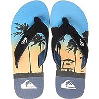 Quiksilver Molokai Layback, Scarpe da Spiaggia e Piscina Uomo