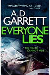 Everyone Lies (DI Kate Simms Book 1) Kindle Edition