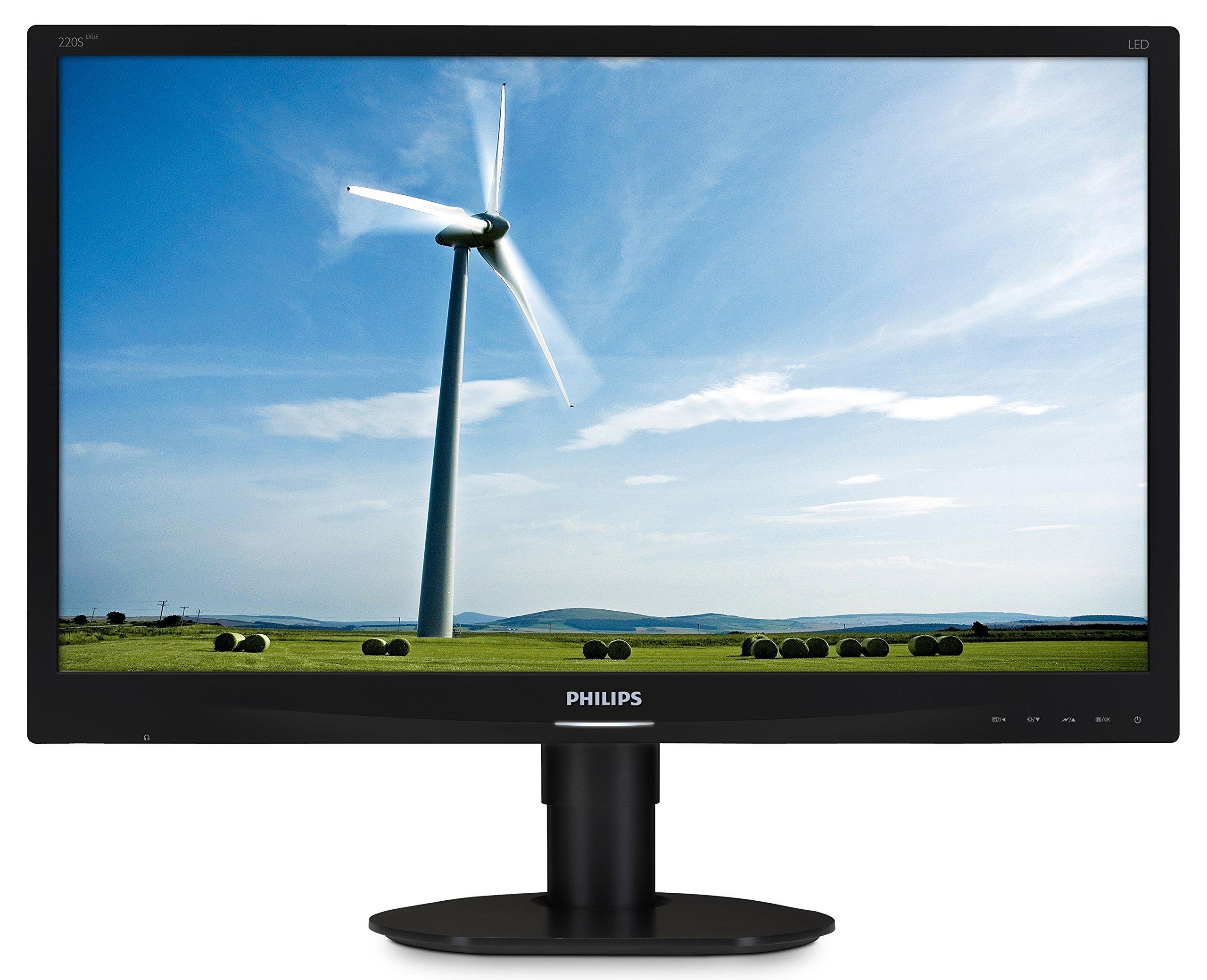 Philips 220S4LS LCD Monitor 22