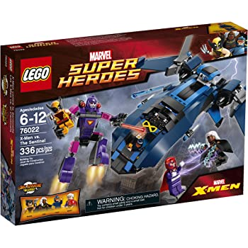 Lego Super Heroes 6866 Wolverines Chopper Showdown Amazon
