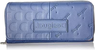 Desigual Accessories Pu Long Wallet, Lunga Durata Donna, U