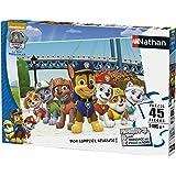 Nathan - 864638 - Puzzle - Pat 'Patrouille - 45 Pièces