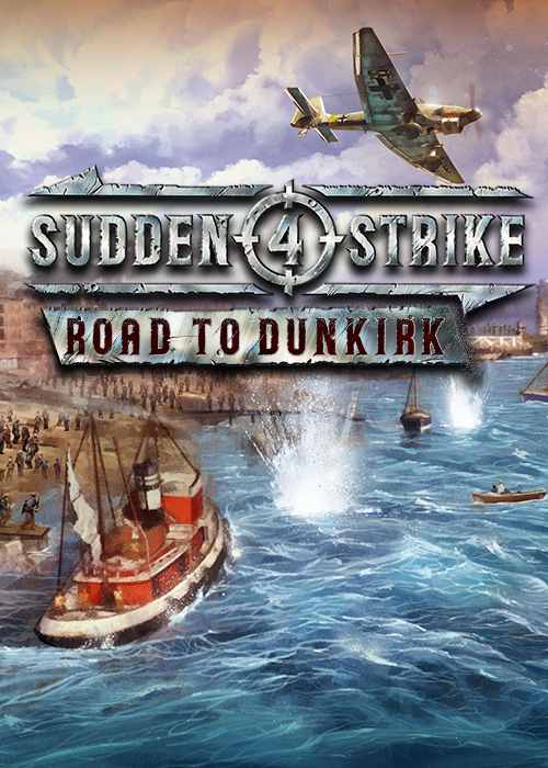 Price comparison product image Sudden Strike 4 - Road to Dunkirk [PC/Mac Code - Steam]
