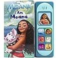 Disney Moana - I Am Moana Little Sound Book - PI Kids (Play-A-Song) (Disney Moana: Play-A-Sound)