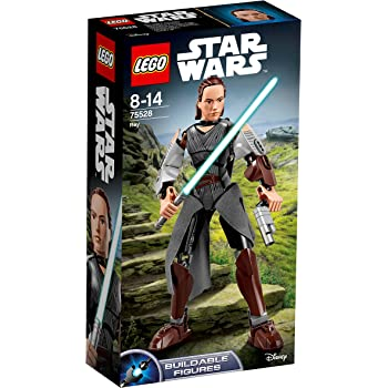 Lego Star Wars - Rey - 75528 - Jeu de Construction