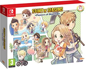 Story of Seasons: Pioneers of olive Town Deluxe Edition - Other - Nintendo Switch