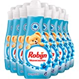 Robijn Morgenfris Wasverzachter - 8 x 750 ml - Voordeelverpakking