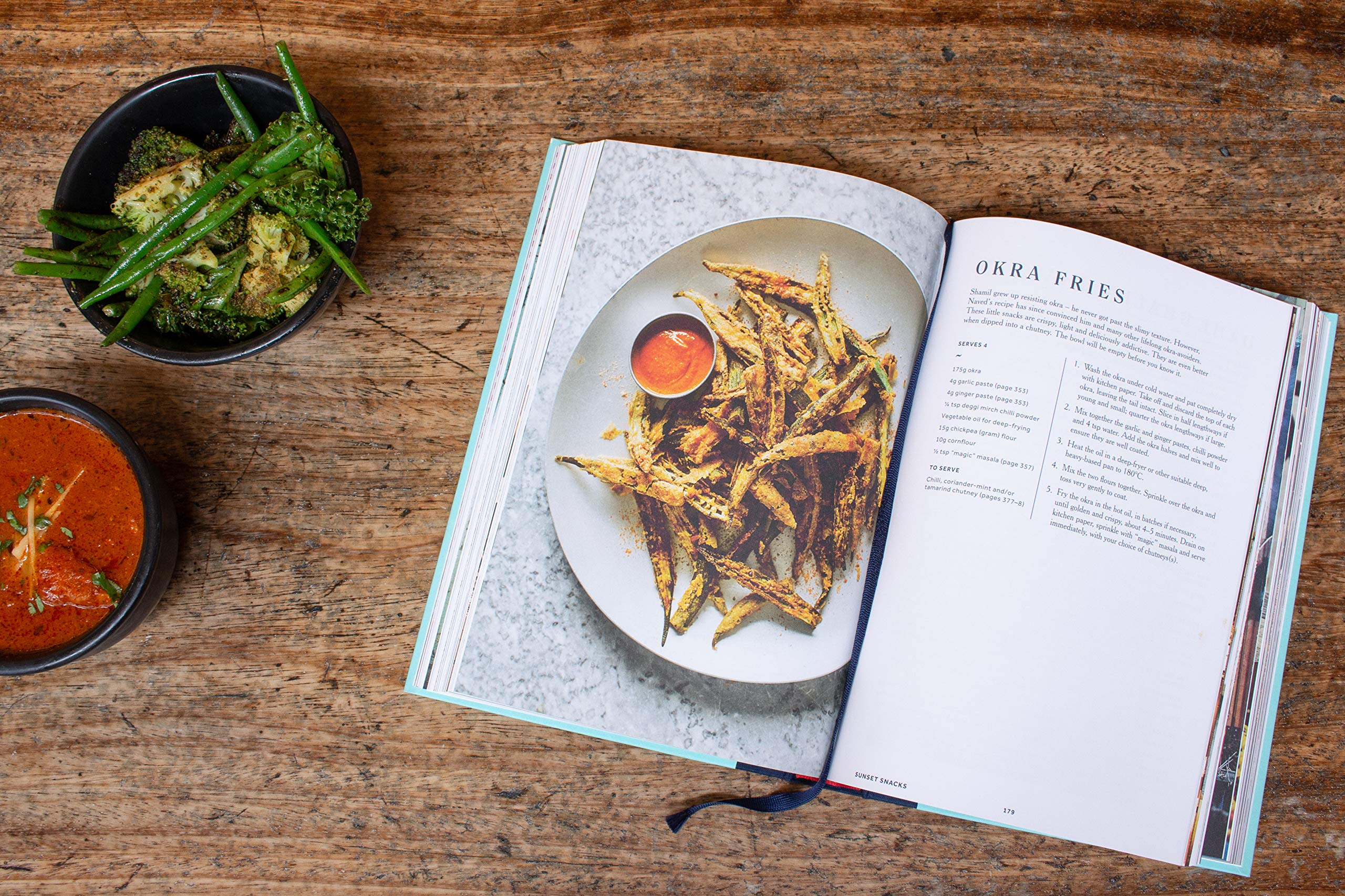 Dishoom: The first ever cookbook from the much-loved Indian restaurant 5