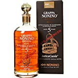 Distillerie Nonino, AnticaCuvée Cask Strength Grappa Riserva aged 5 years, invecchiata da 5 a 20 anni in barriques e piccole
