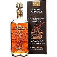 Distillerie Nonino, AnticaCuvée Cask Strength Grappa Riserva aged 5 years, invecchiata da 5 a 20 anni in barriques e…