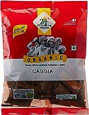 24 Mantra Organic Cassia, 100g