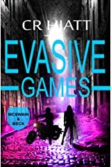 EVASIVE GAMES (A Mcswain & Beck Thriller Book 2) Kindle Edition