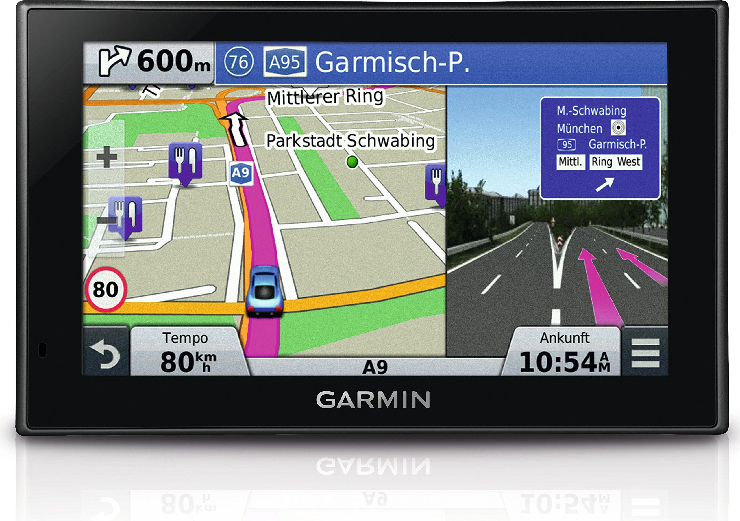 Garmin-nvi-LMT-D-CE-Navigationsgert-lebenslange-Kartenupdates-DAB