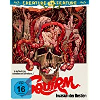 Squirm - Invasion der Bestien (Creature Features Collection #8) [Blu-ray]