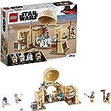 LEGO 75270 Star Wars Obi-Wan's Hut Building Set with Princess Leia Hologram, A New Hope Movie Series