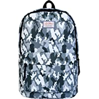 Lino Perros Women Multi Colored Camouflage Pattern Backpack