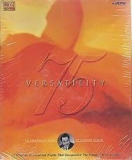 Versatility: Celebrating 75 Years of Kishore Kumar Hindi Songs
