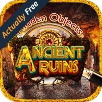 Hidden Object Ancient Ruins – Seek & Find Objects Pic Puzzle Time Travel & Spot the Difference Photo FREE Game