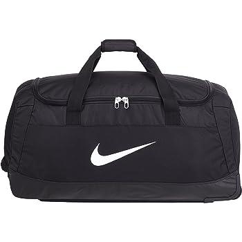 Nike Vapor Max Air Sporttasche, schwarzNeongrün, 49.2 x