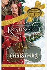 Home for Christmas: A Sweet Historical Western Holiday Romance Novella (Holidays in Mountain Home Book 1) Kindle Edition