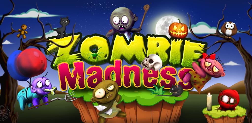 Hidden Objects - Zombie Madness Screenshot