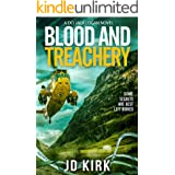 Blood and Treachery: A Scottish Detective Mystery (DCI Logan Crime Thrillers Book 4) (English Edition)