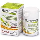 Florentero 30 Cpr, Integratore per Cani e Gatti, Candioli Farmaceutici