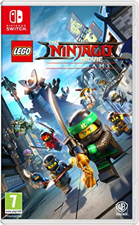 Lego ninjago movie game videogame nintendo switch amazon lego ninjago movie game videogame nintendo switch amazon pc video games voltagebd Gallery