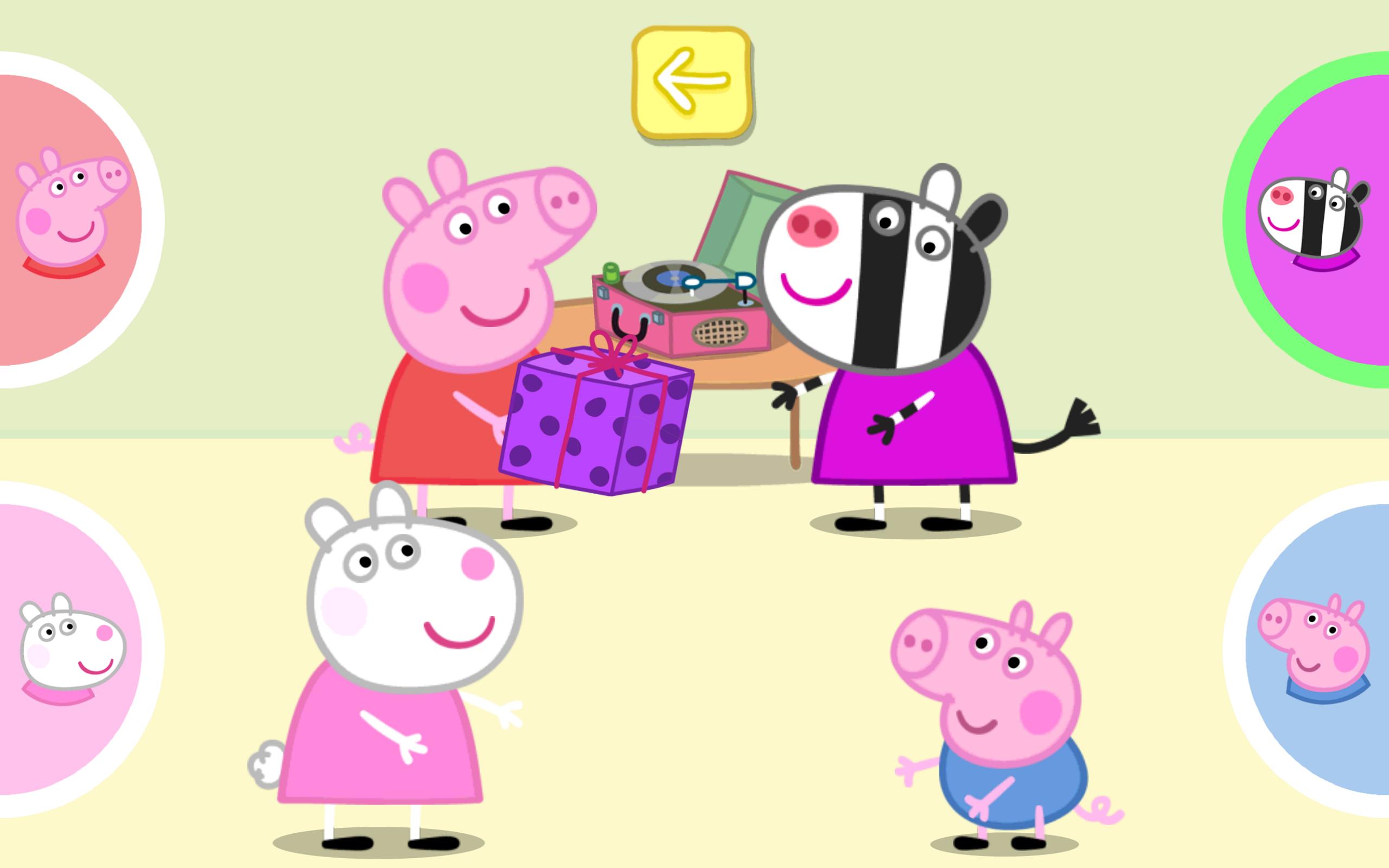 Peppa Pig La Fête De Peppa Amazonfr Appstore Pour Android