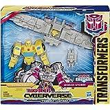 Transformers Spielzeuge Cyberverse Spark Armor Bumblebee Action-Figur – lässt Sich für mehr Power mit dem Ocean Storm…