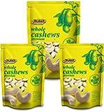 Tulsi Whole Cashew Premium Combo Pack 900gm (200g x 2 + 500g)