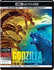 Godzilla: King of the Monsters (4K UHD + Blu-ray 3D + Blu-ray) (3-Disc)
