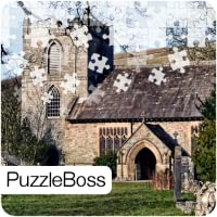 Grand England 3 Jigsaw Puzzles