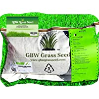 1kg Grass Seed Covers 35 sqm (380 sq ft) - Premium Quality Seed - Fast Growing - Hard Wearing Lawn Seed - Tailored to UK Climate - Trademark Registered - 100% Refund
