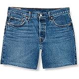 Levi's 501 Rolled Short Pantaloncini Donna