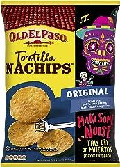 Old El Paso Nachos Nachips, 185g