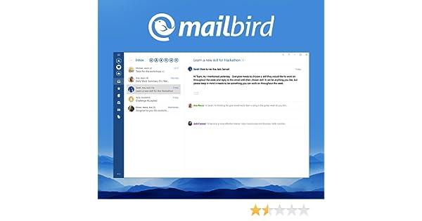 Mailbird [Download]: Amazon co uk: Software