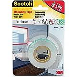 Scotch montagetape voor vochtige ruimtes, dubbelzijdig, sterk, naturel 19mm x 1.5m