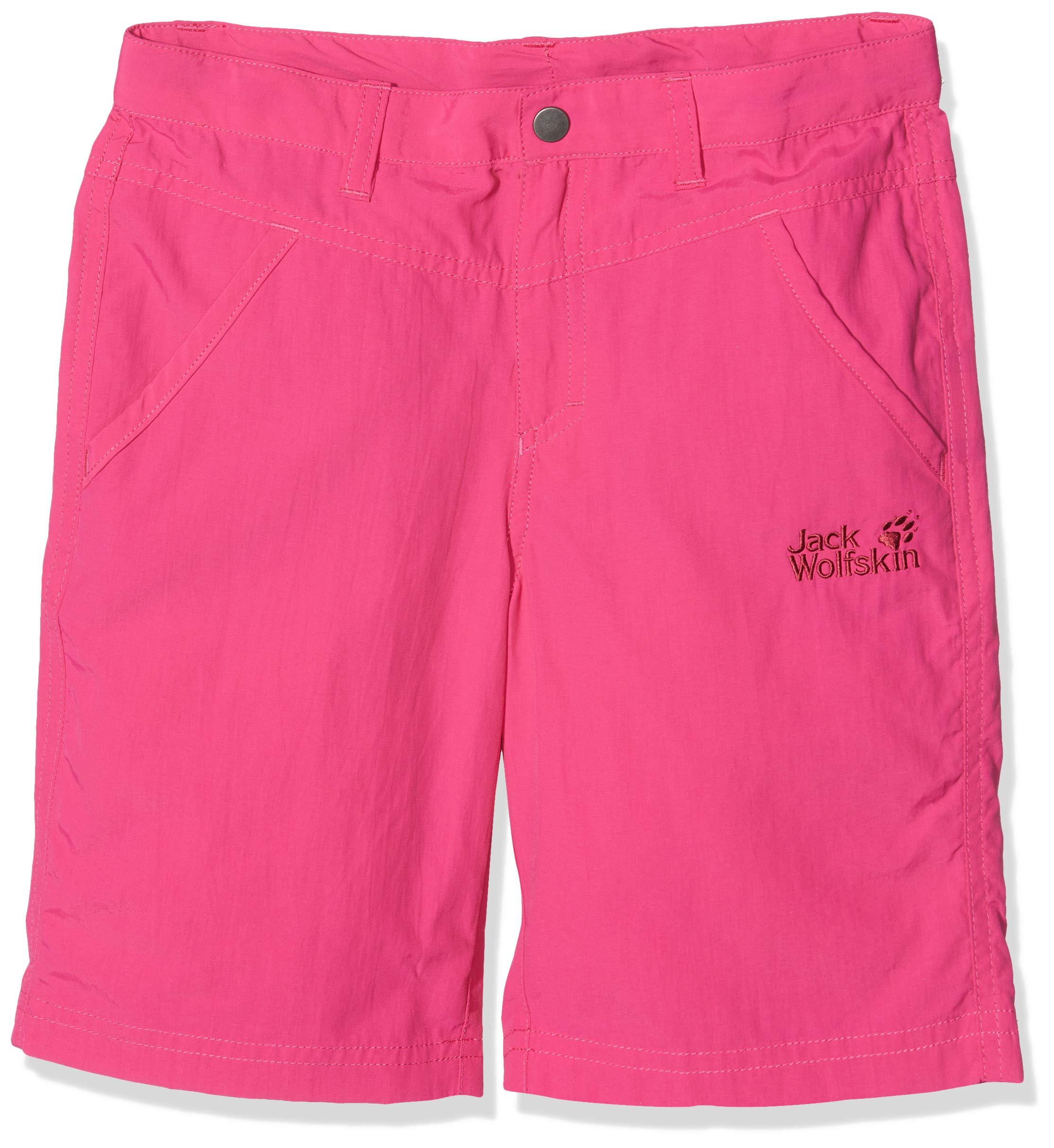 Jack Wolfskin Kinder Sun Shorts K, pink Peony, 152