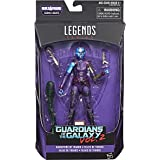 Marvel Spielfigur Guardians of The Galaxy Legends Töchter von Thanos: Marvel's Nebela, 15,2 cm