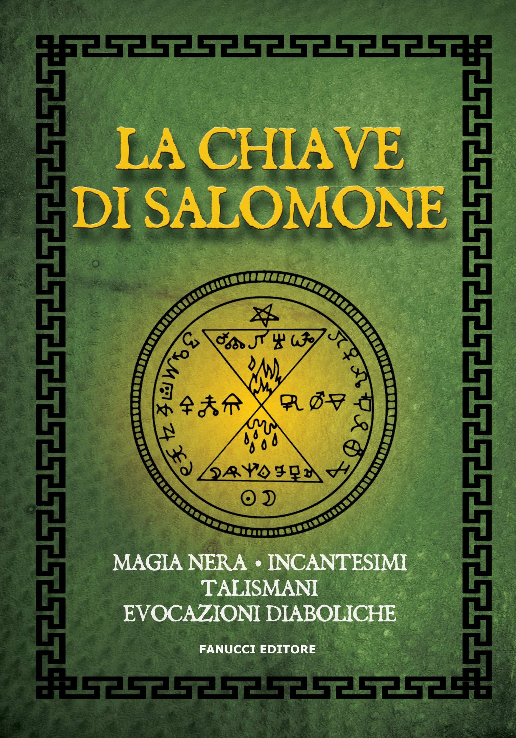 La chiave di Salomone (Fanucci Editore)