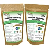 STEVIA Envase Ecologico Natural Edulcorante granulado Dulcilight -stevia Pack 2 doypack 400 gr= 4kg. 1:10 Producto SABOR Y CA
