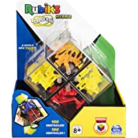 PERPLEXUS – LABYRINTHE JUNIOR ET RUBIK'S CUBE – Jeu de Casse-Tête Perplexus Rubik's 2x2 Avec 100 Obstacles– Jouet…