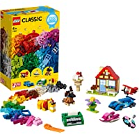 LEGO Classic Creative Fun Building Blocks for Kids (900 Pcs)11005