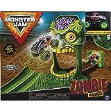 Monster Jam 1:64 Basic Stunt Playset Champ Ramp